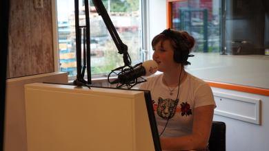 Photo of Nieuw gezicht bij Noordkop Radio