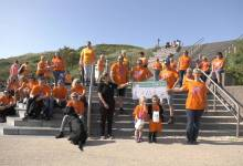 Photo of Abbestad Beach Tour voor stichting Support Casper (video)