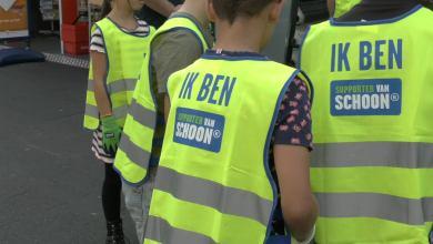 Photo of De Dijk maakt de omgeving schoon (video)