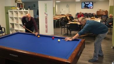 Photo of Biljart is kers op de taart van Seniorenvereniging De Kroon