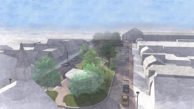 Photo of Nieuw Loopuytpark terug naar 27 parkeerplaatsen