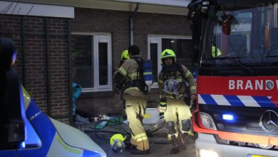 Photo of Vlam in de pan veroorzaakt keukenbrand