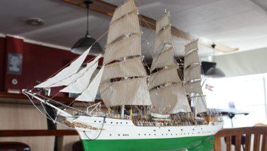 Photo of Scheepsmodel voor Stichting Nautische Monumenten
