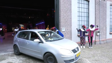 Photo of Pieten Drive Thru in de Stadshal (video)