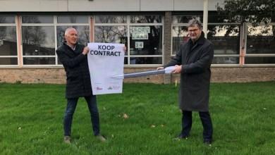Photo of Contracten voor bouw sociale huurwoningen getekend