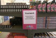 Photo of Toch verkoop ondanks vuurwerkverbod (video)