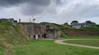 Vroeger onderdeel van de verdedigingslinie: Fort Dirksz Admiraal