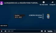 ALPAQUEROS DE LA REGIÓN PUNO FUERON CERTIFICADOS