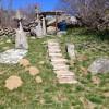 le cimetière de Brangoli