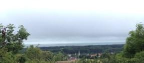Panorama baie de la Canche