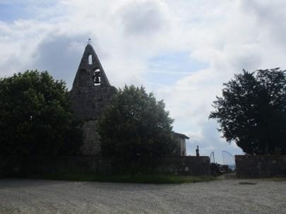 Clocher église Ste-Rose