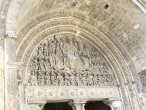 Tympan : apocalypse selon Saint-Jean