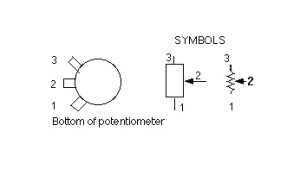 Potentiometer Wiring Diagram  Somurich