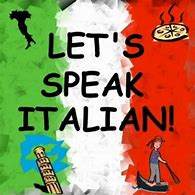Who wants to learn Italian?