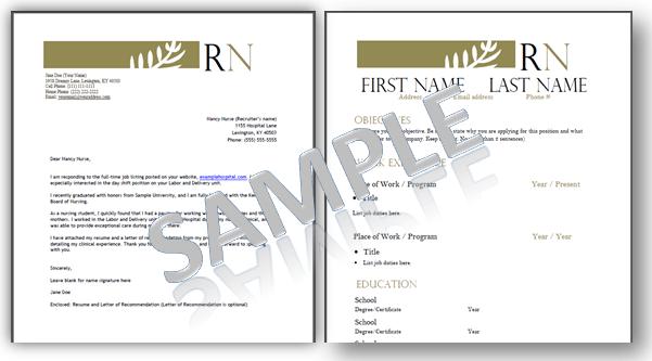 Rn Bsn Resume Examples. Rn Bsn Registered Nurse Nursing Sample