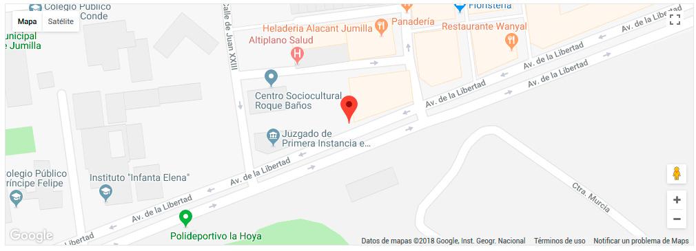 Registro Civil de Jumilla, Murcia - Certificaciones online ...