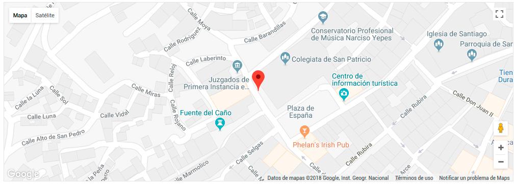 Registro Civil de Lorca, Murcia - Certificados online - Dirección y ...