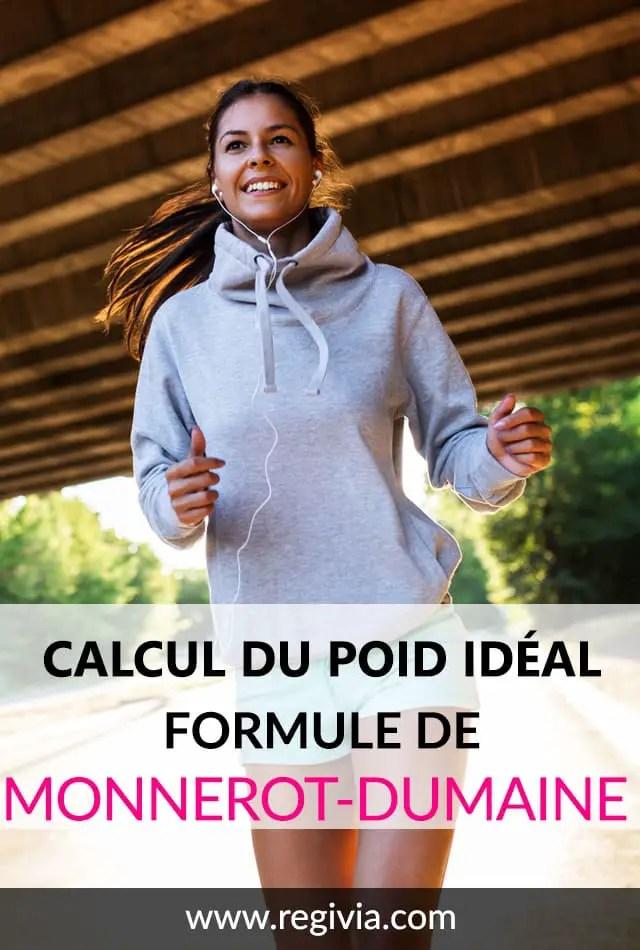 Calcul Du Poids Id 233 Al Avec Le Tour De Poignet Formule De