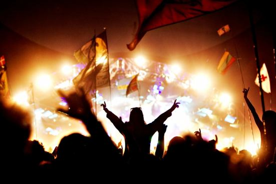 Roskilde Festival (Foto: Thomas Borberg/Politiken)