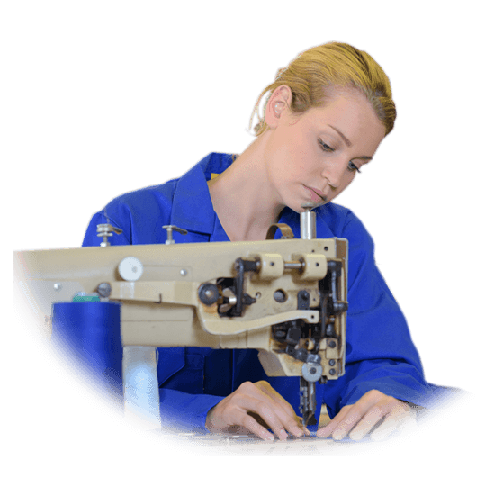 contract sewing in Cleveland Ohio