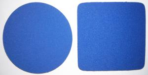 Blank Royal Blue Coasters