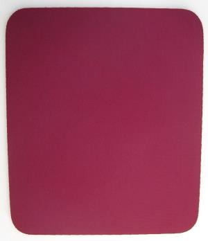 Blank Wine Colored Mouse Pads