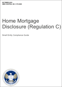 A guide to hmda reporting getting it right: federal financial.