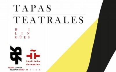 Tapas Teatrales Cervantes Milano – MAGGIO 2018