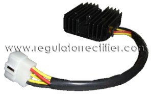 Regulator Rectifier 454 500 4x4 Bear Cat Arctic Cat