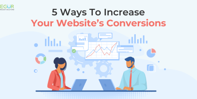5 ways to increase your website conversions