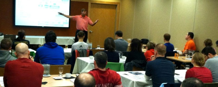 Sports Therapy Certification and SFMA Certification course taught by Dr. Michael Voight
