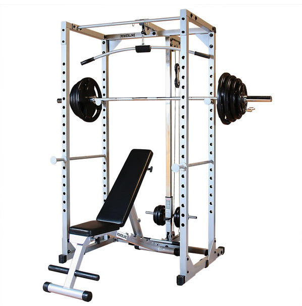 Body Solid Powerline Power Rack Free Shipping