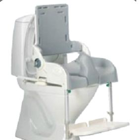 Snug Seat Flamingo Shower Commode Chair FREE Shipping