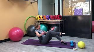 Mat Pilates with Lorna