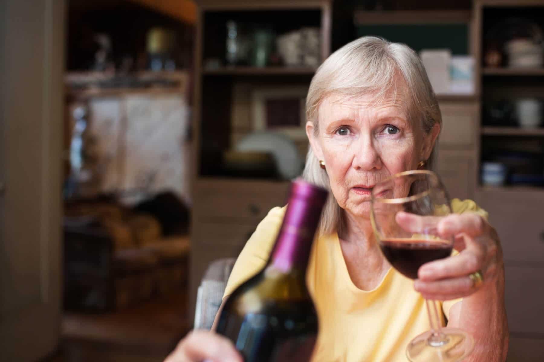 Senior Alcoholism The Signs And Symptoms