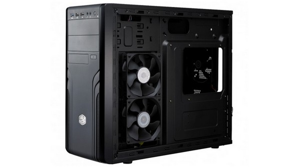 Cooler Master CM Force 500: Mid-Tower per tutti