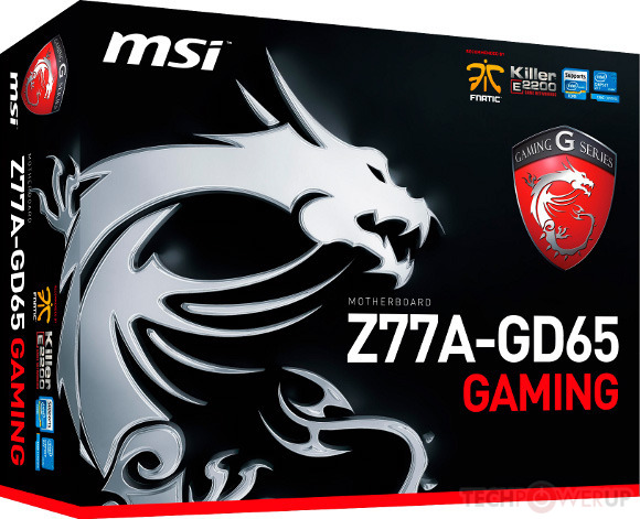 MSI Z77A GD65 Gaming e GTX670 Gaming