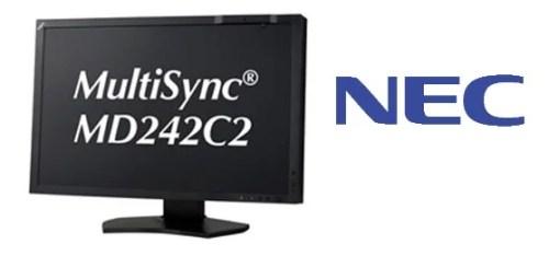 NEC presenta il monitor MD242C2