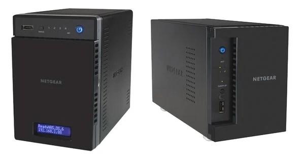 Netgear presenta i ReadyNAS per lo storage domestico e aziendale