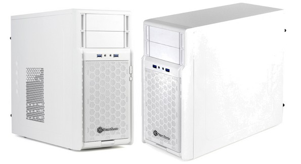 SilverStone presenta il case Mid-Tower Precision PS08W
