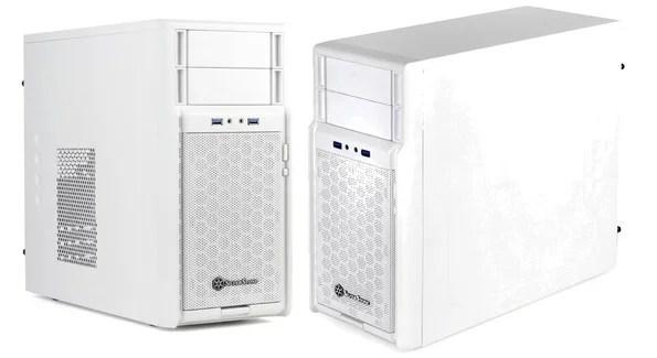 SilverStone presenta il case Mid-Tower Precision PS08W