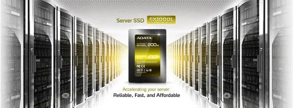 ADATA SX1000L, SSD per Sistemi Server
