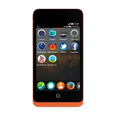 Lanciati i primi cellulari con Firefox OS