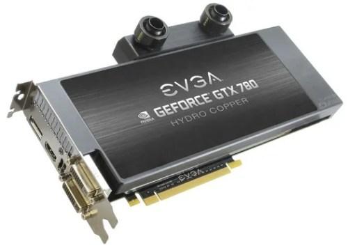 GeForce GTX 780 Hydro Copper: VGA raffreddata a liquido