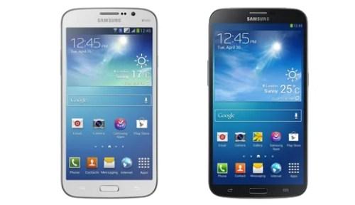 Svelati i prezzi ufficiali del Galaxy Mega 5.8 e 6.3...ma in India.