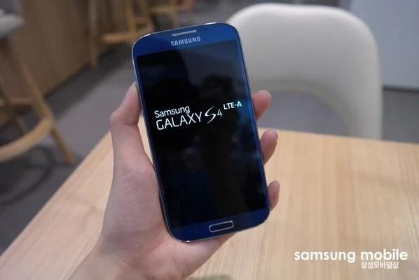 Galaxy S4 LTE Advanced: niente commercializzazione in Europa e Italia