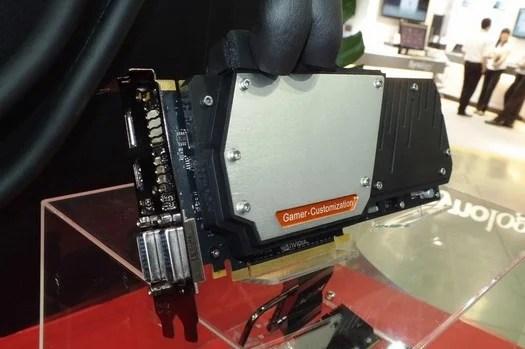 Colorful presenta al Computex 2013 una GeForce GTX Titan con Phase Change