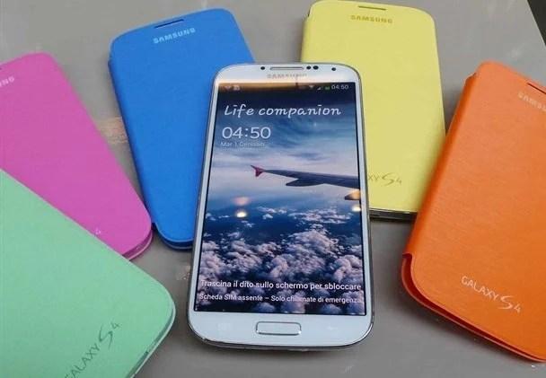 Rilasciato l'update I9505XXUBMEA brand TIM per Galaxy S4