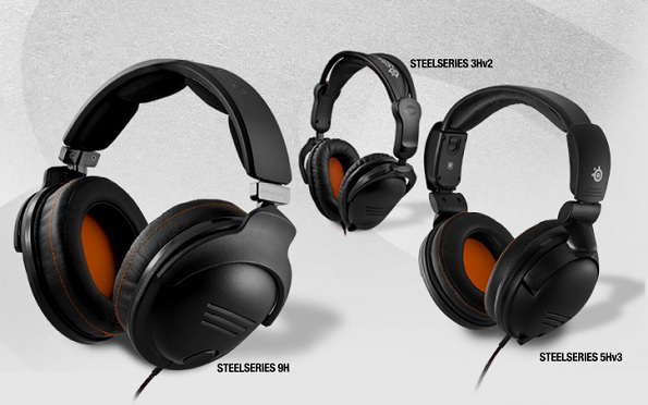 SteelSeries, nuovi Headset serie H