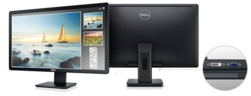 Dell presenta il Monitor Full HD E2414H da 24